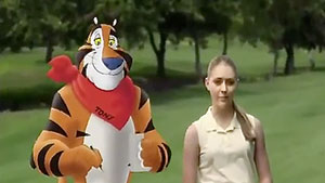 Kelloggs Frosted Flakes - Golf